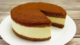 Нежный Кофейный Торт