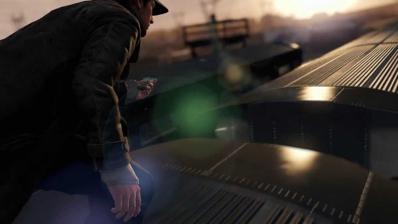 Watch_Dogs Dedsec Trailer
