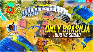💥🔥Only Brasilia💥🔥 Attacking Squad Ranked GamePlay Tamil|Ranked Match|Tips&TRicks Tamil