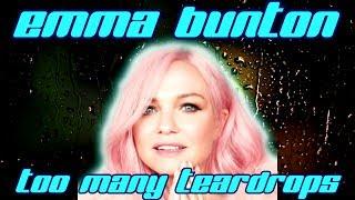 Emma Bunton - Too Many Teardrops (Lyrics Video)