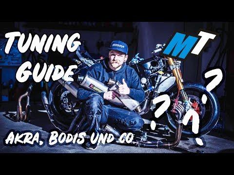 Tuning Guide: Auspuffanlagen - Welche ist die richtige?