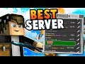 BEST SKYWARS SERVER FOR MCPE ( Minecraft PE )