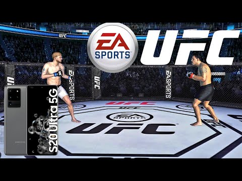 EA SPORTS™ UFC Android Gameplay (Galaxy S20 Ultra 5G)
