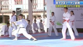 眞子さま ブータンで日本文化の紹介イベントに参加(17/06/03) 眞子内親王 検索動画 15