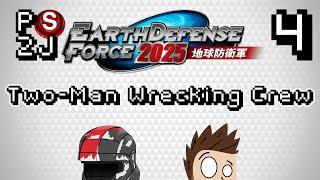 Two-Man Wrecking Crew EP 4