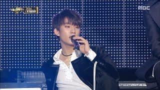 2016 MBC 가요대제전 - 다섯 남자의 아련한 감성~ B1A4의 거짓말이야 20161231