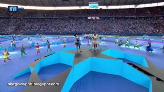 Video 2015 UEFA Champions League Final Opening Ceremony, Olympiastadion, Berlin download MP3, 3GP, MP4, WEBM, AVI, FLV September 2018