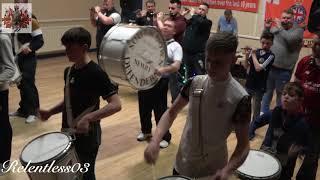 South Down Defenders F B Drumderg Loyalists Indoor 01 03 19