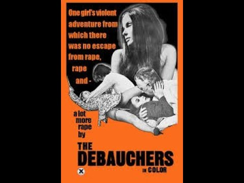 THE DEBAUCHERS (1972, Sidney Knight) starring Tina Russell
