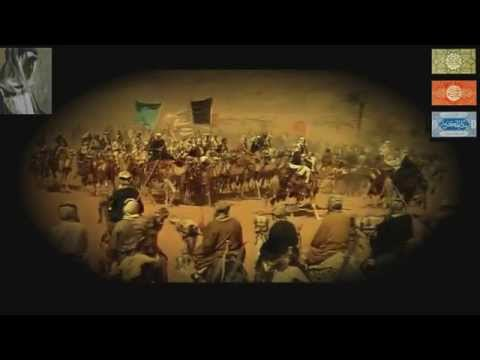 The Arab Revolt - Lawrence and Auda abu Tayi  (Trailer #1)