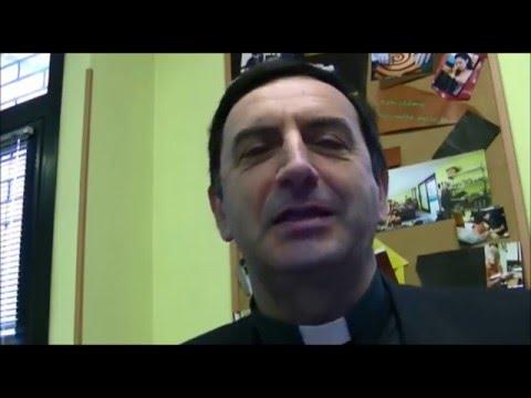 Cremona Don Pezzetti Le difficoltà incontrate a gestire il passaggio di circa 110 profughi.