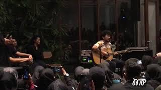 Kunto Aji - Pilu Membiru | LIVE @ Kumpul Teman Tulus 2019