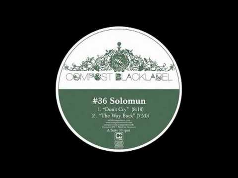 Solomun - The way back mp3 letöltés