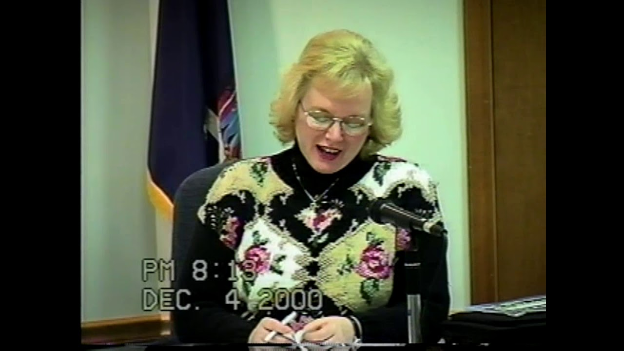 Rouses Point Village Board Meeting  12-4-00