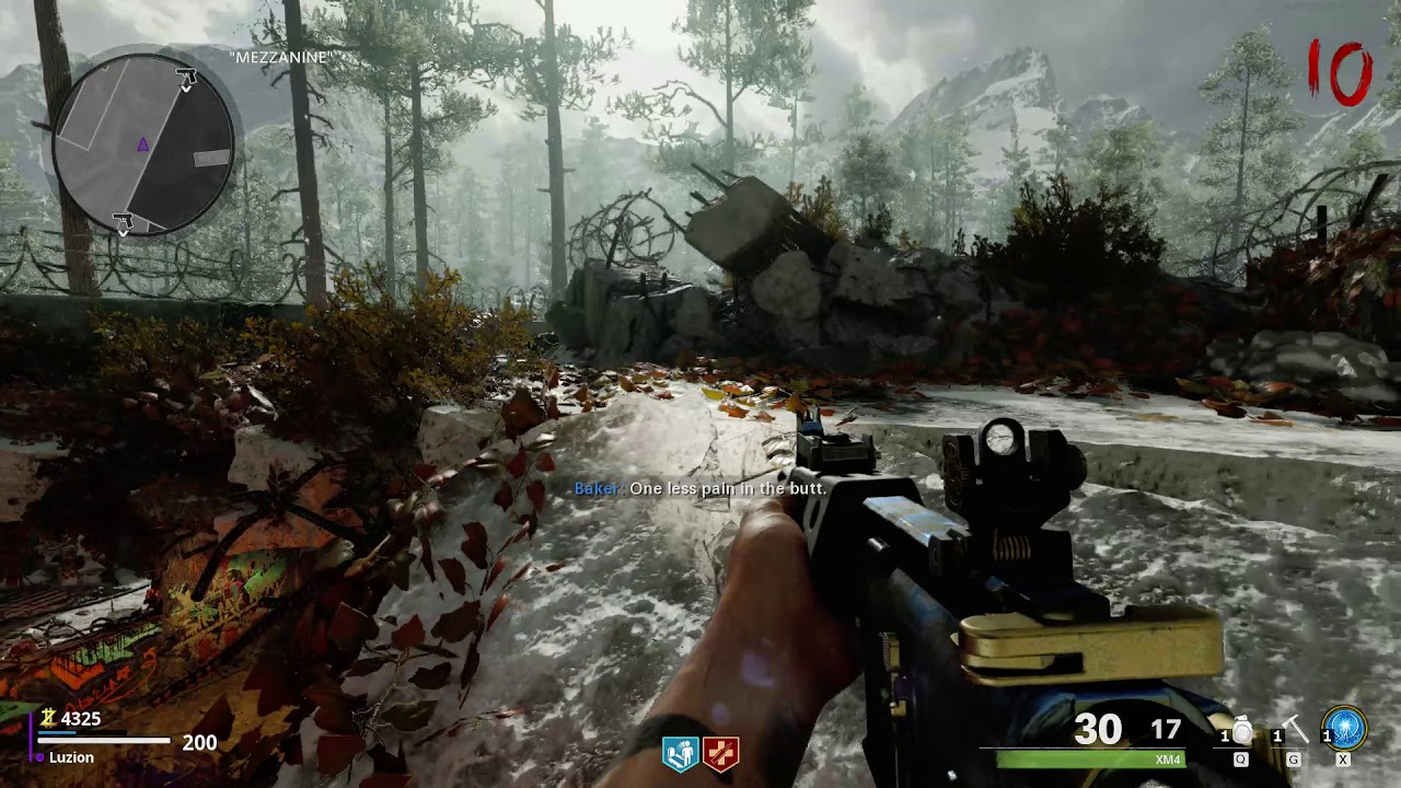 Cold war zombies cheese/glitch spot