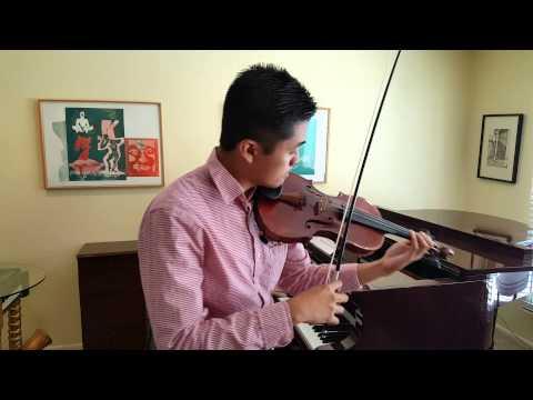Long Long Ago - Violin - Suzuki 1