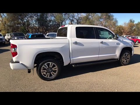 2018 Toyota Tundra 4wd Northern California Redding