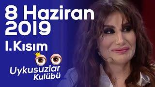 Okan Bayülgen ile Uykusuzlar Kulübü 8 Haziran 2019 - 1.Kısım - İrem Derici