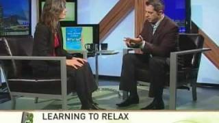 Julia James interview on life coaching, balance and stress-reduction