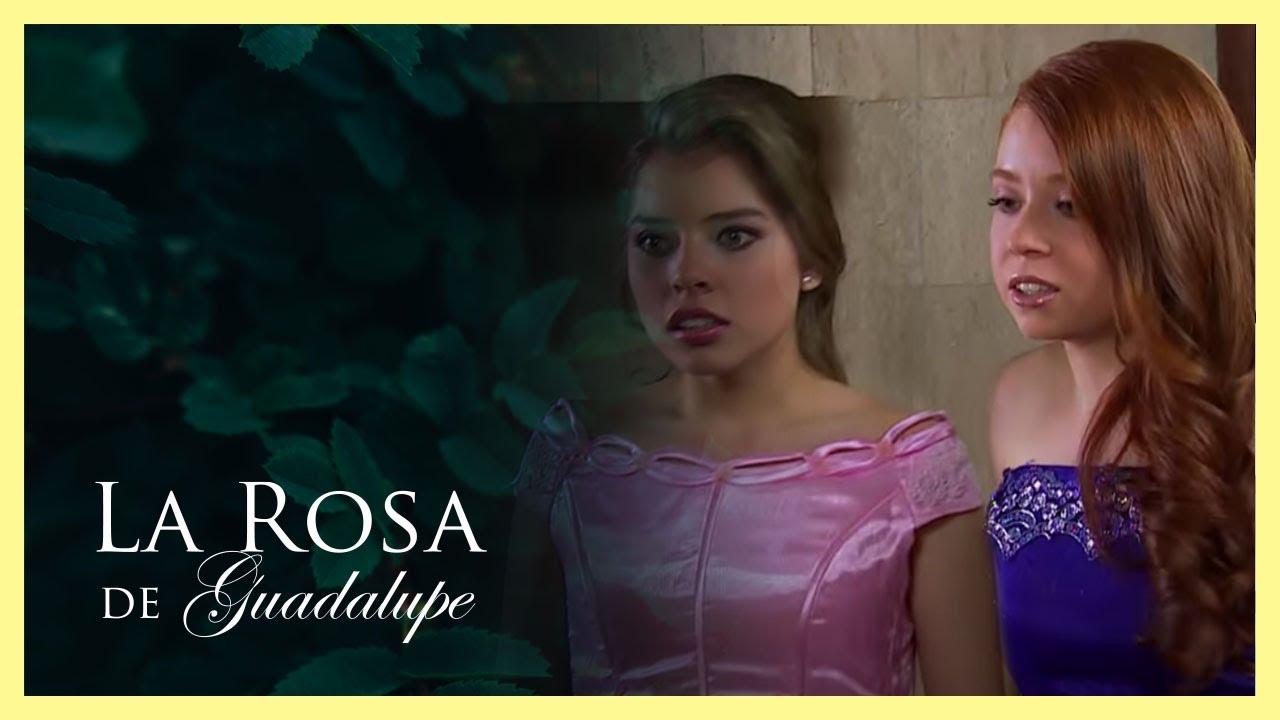 Cristina Y Mine Celosas De Sonia La Preferida La Rosa De
