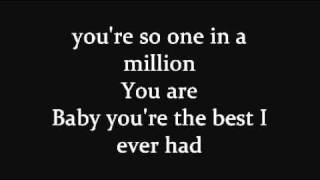 LYRICS - One in a Million - Neyo