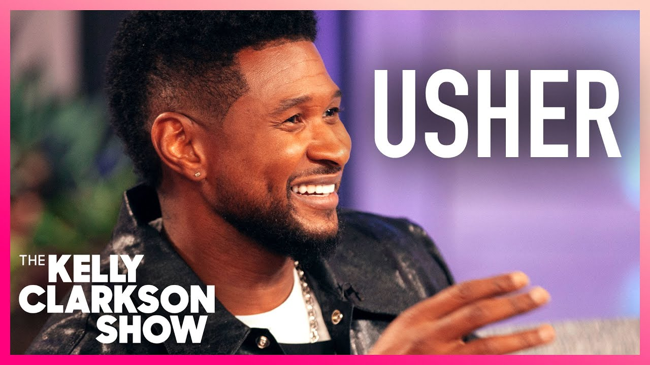 Usher's Been Living Out Of A Trailer, FYI