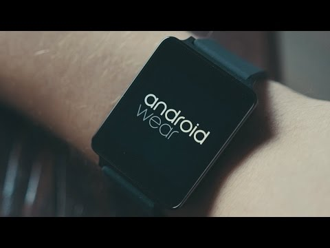 Обзор LG G Watch на Android Wear