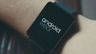 Обзор LG G Watch на Android Wear