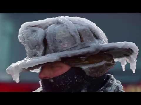 Duh Sampe Kayak Gini ?!! 5 Akibat Cuaca Dingin Ekstrim Yang Bisa