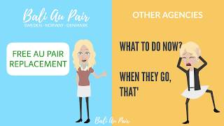 BALI AU PAIR VS OTHER AGENCIES