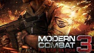 Modern Combat 3 Fallen Nation - Mission 3 - iPad 2 - HD Video Walkthrough - Part 7