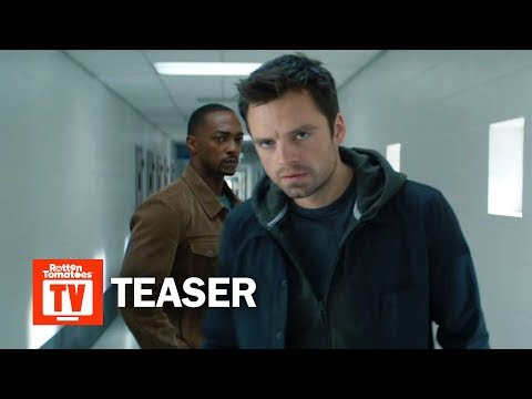 Play The Falcon and the Winter Soldier, WandaVision, and Loki Super Bowl Teaser | Rotten Tomatoes TV