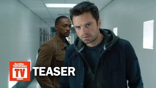 The Falcon and the Winter Soldier, WandaVision, and Loki Super Bowl Teaser | Rotten Tomatoes TV