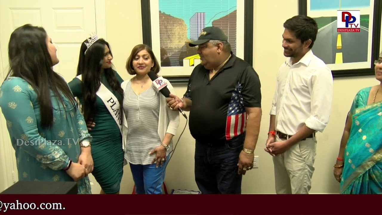 Audience speaks to DesiplazaTV at SriKrishna Jewellers public display show || Frisco