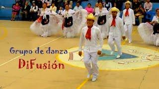 """Bailes de Veracruz Jarocho - Grupo de Danza""""Difusión"""""""