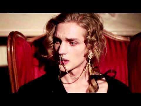 "L'Officiel Hommes Thailand - Fashion ""Vampire Diaries"""