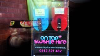 Slushie Machine Hire Sydney | Www.ontapslushiehire.com.au