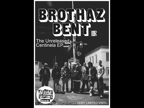 BROTHAZ BENT/ARCH DRUIDS/CENTINELA EP 2008 UNRELEASED *CHOPPED HERRING*