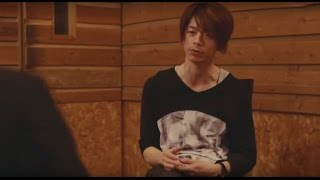 People In The Box / 10th Anniversary Special Interview 山口大吾(drum)