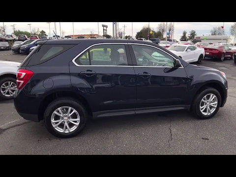 Lithia Chevrolet Redding >> 2017 CHEVROLET EQUINOX Redding, Eureka, Red Bluff, Chico, Sacramento, CA H6252282 - YouTube