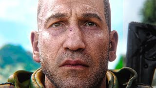 GHOST RECON BREAKPOINT All Cutscenes Movie (Jon Bernthal) 2019 HD