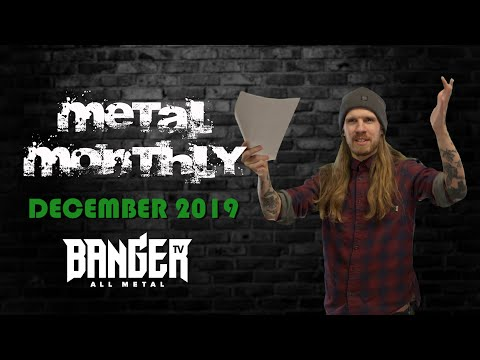 Best New Metal Releases December 2019: Officium Triste, Oath of Cruelty, Witchbones, Iron Curtain