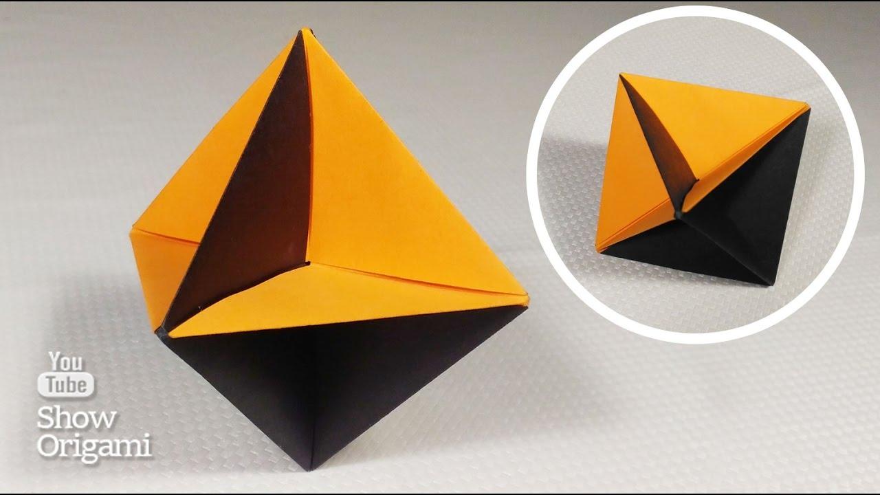 Origami 6x6 Nut Simple Kusudama