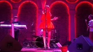 "TARABAROVA. Светлана Тарабарова - на презентации клипа ""Мы верим в любовь"". Carribean Club . LIVE HD"