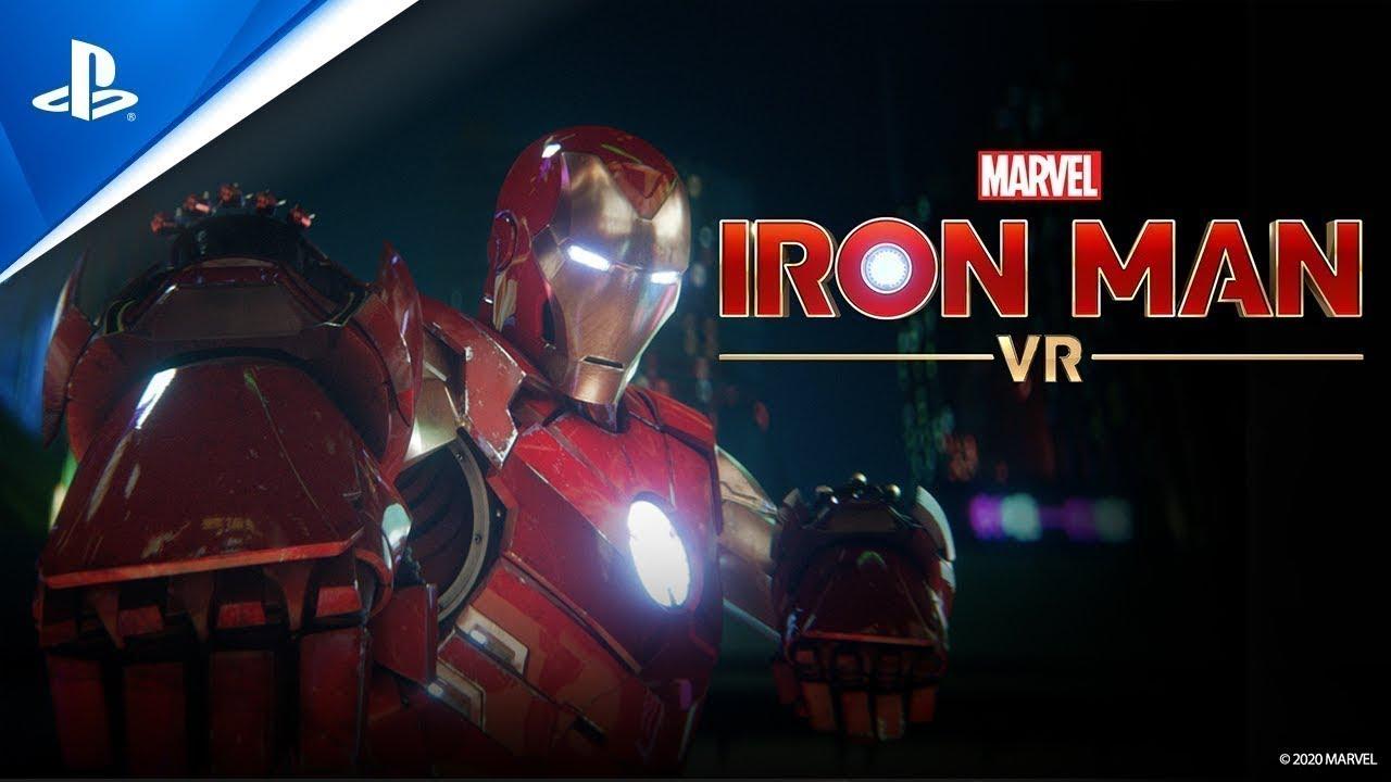 Marvel's Iron Man VR | JÁ DISPONÍVEL para o PlayStation VR | PS VR