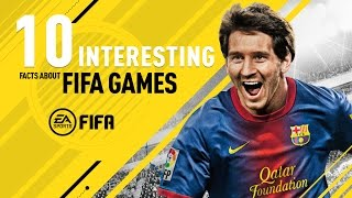 10 Interesting Facts about EA Sports FIFA Games
