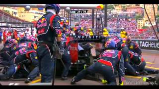 F1 2012 Monaco Race Highlights HD.