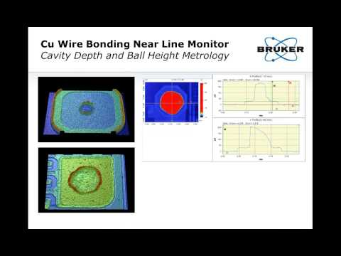 Metrology for Semiconductor Process Control   Bruker Webinar