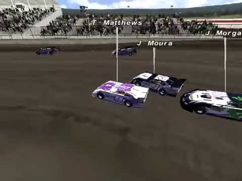 Spinning like a top at Silver Dollar Speedway