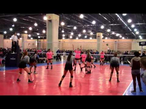 NEQ 2015 Texas Alliance 16 Team Rox vs Warren Sixpack final set